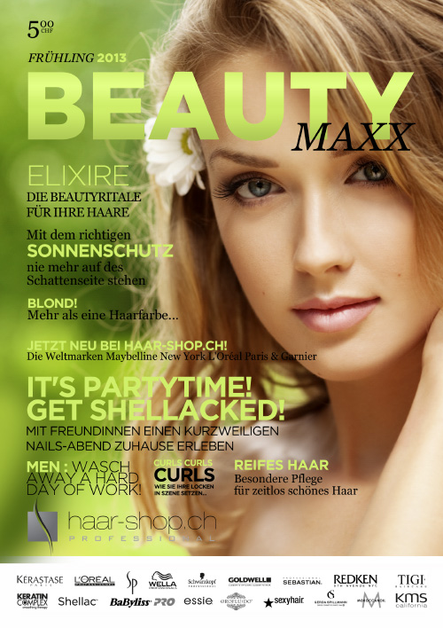 Beautymaxx - Frühling 2013