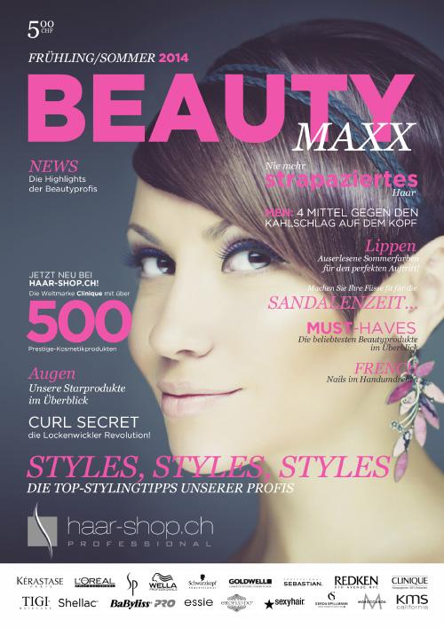 Beautymaxx Frühling/Sommer 2014