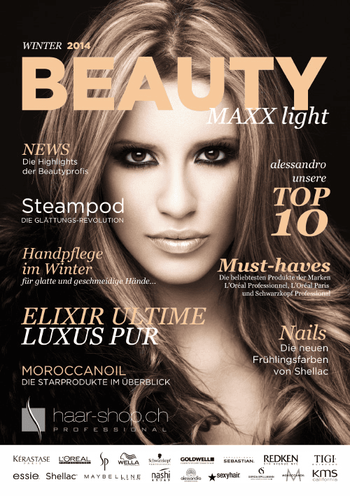 Beautymaxx Light Winter 2014
