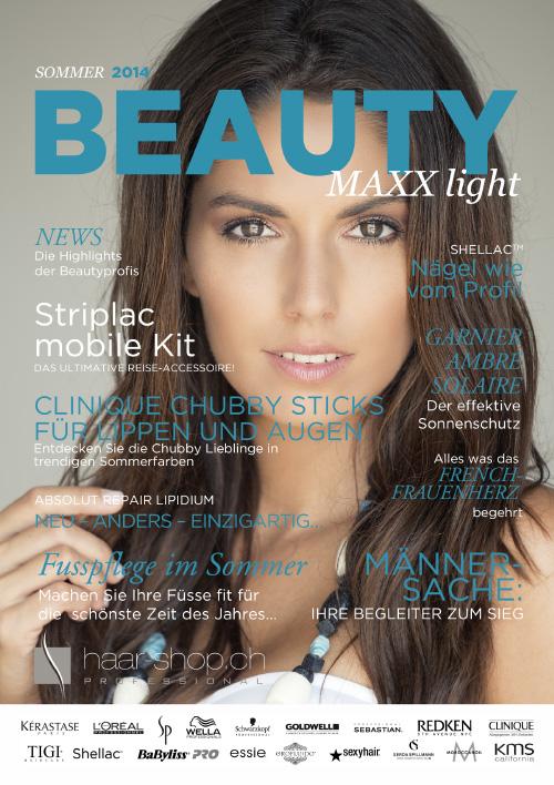 Beautymaxx Sommer 2014