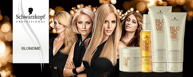 schwarzkopf blondme die perfekte pflegeserie f r blondes. Black Bedroom Furniture Sets. Home Design Ideas