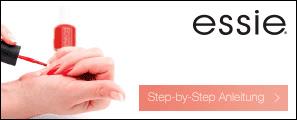 Step by Step Anleitung essie